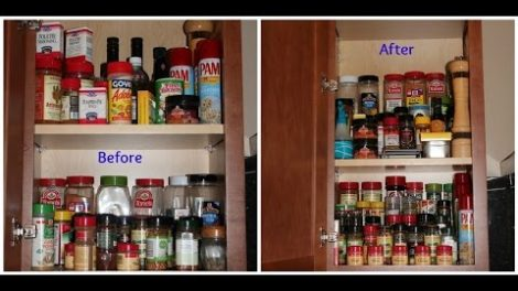 Tips on Organizing the Kitchen