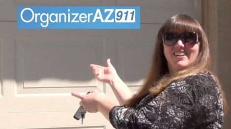 6 Steps to Organize the Garage