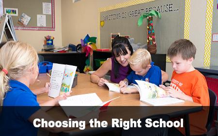 Education Selecting School