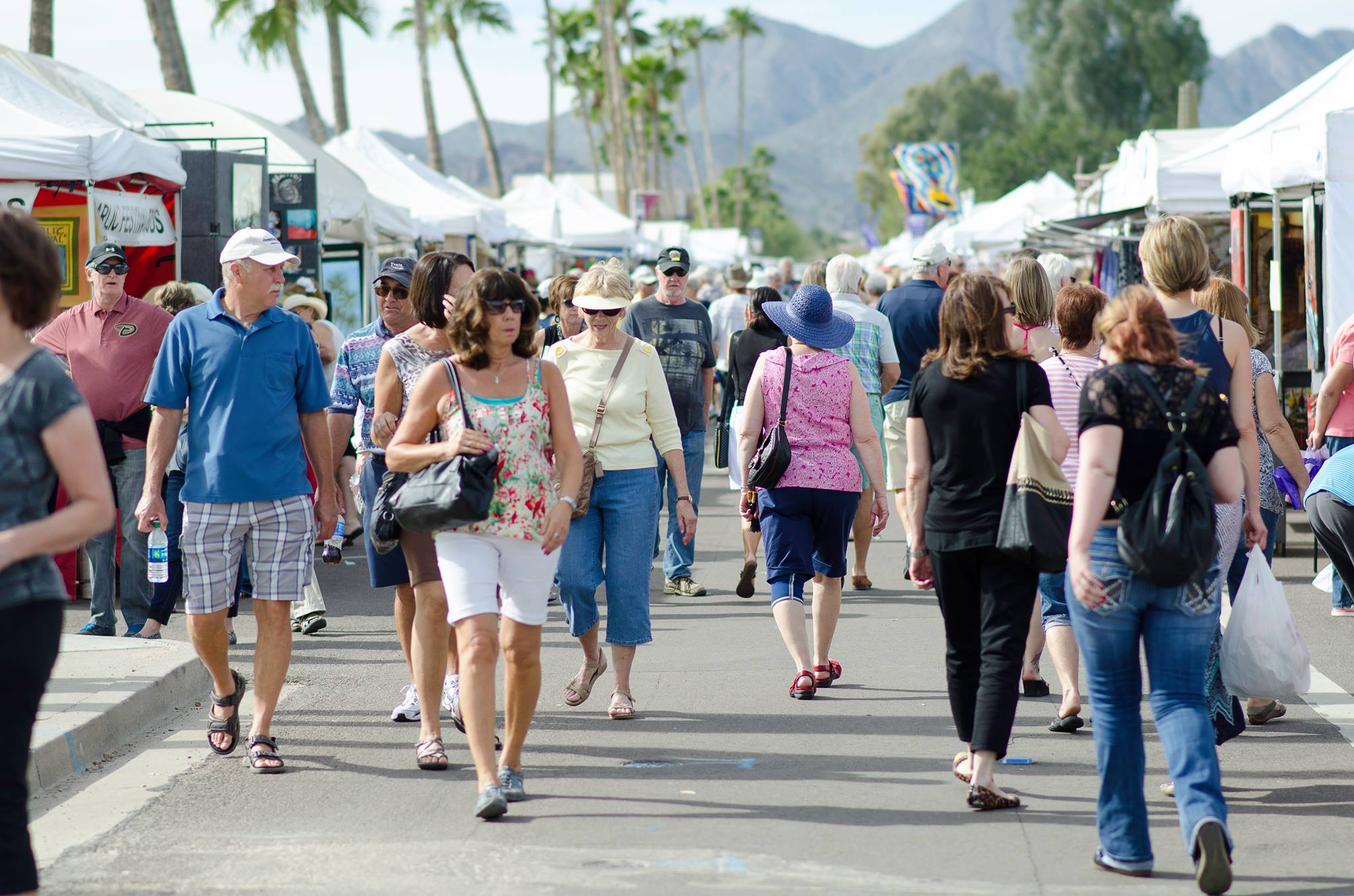 Fountain hills festival of arts and crafts north phoenix for Craft fairs in phoenix az